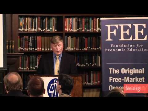 """""""Why Marxism?"""" An Evening at FEE with C. Bradley Thompson"""