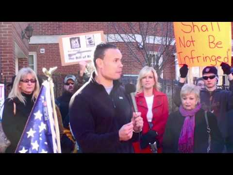Ex Secret Service Agent Dan Bongino @ Guns Across America Rally in Annapolis, MD - 2nd Amendment