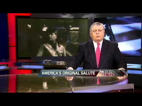 What is the Plain Truth about the Pledge of Allegiance - Freedom Watch
