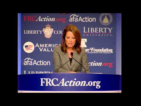 Rep. Michele Bachmann (R-Minn.) at Values Voter Summit 2012