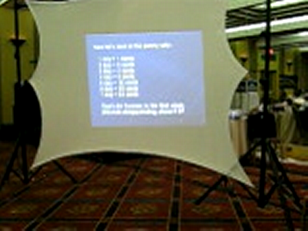 (pt 2) Valerie Smith (Financial Workshop) @ HGRP DJ Conf 9/22/09