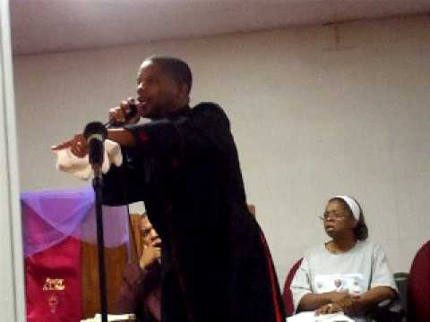 DIPLOMAT MINISTRIES presents~ Min. Larry Rodgers Ministering @ G.R.T for a 3 day Revival