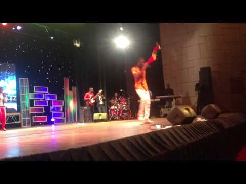 Jay Shady & L.S.E Band at the ROGHA 2013 Musical Concert