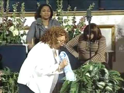 Co-Pastor Susie C. Owens, D.Min Women's Strategic Prayer