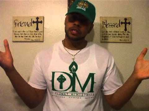DIPLOMAT MINISTRIES Personal Training Commercial!