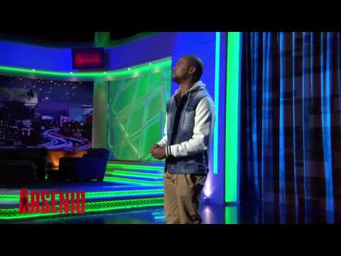 "Prentice Powell ""Good Father"" on Arsenio Hall Show"