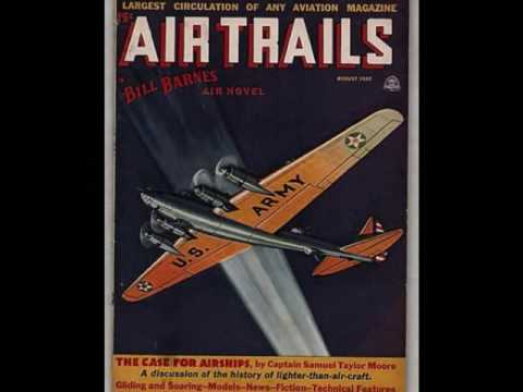 Hero Pulp Essay #8: Bill Barnes- Air Adventurer