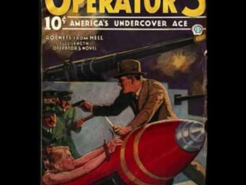 Hero Pulp Essay #6: Operator 5