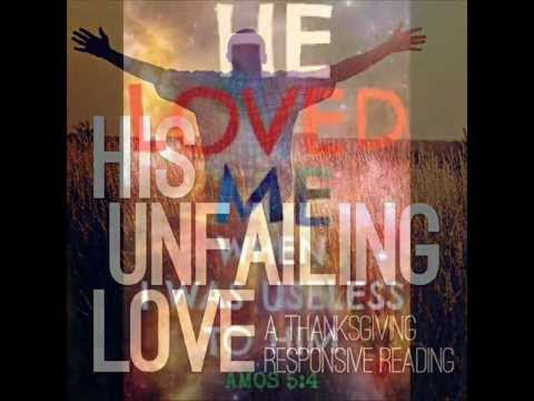 UNFAILING LOVE by BRAWNY BRUTE (shadrack)