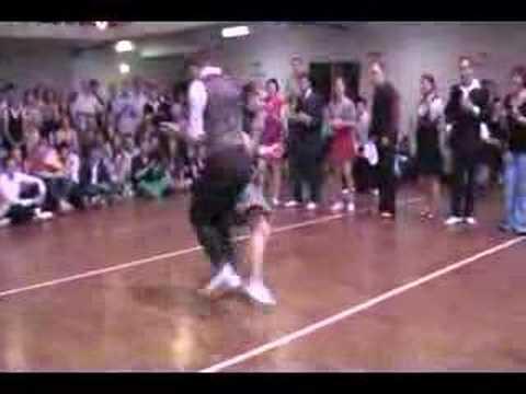Camp Jitterbug 2008 Lindy Hop Couples Finals