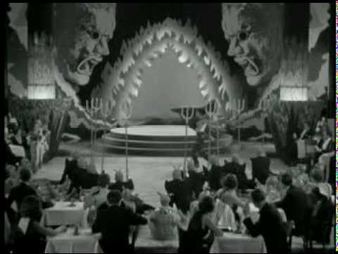 Step right into our Hell Cafe (1937)