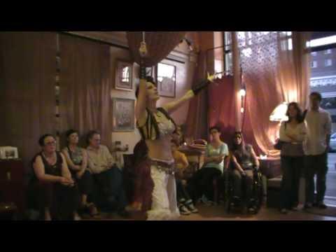 Harem Nights - Dizzy Man on the burning tightrope