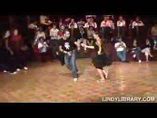 Lindy Hop Showdown