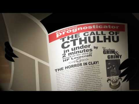 The Call of Cthulhu in Under 2 Minutes