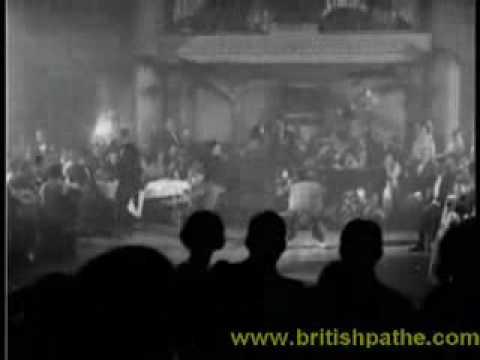 Crazy Night at Kit Kat Club in London (1926)
