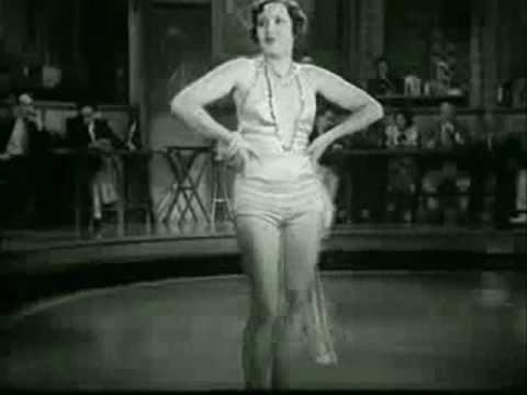 Shameless Showgirls from 1933's Sensation Hunters