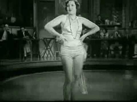 Shameless Showgirls from 1933's Sensation Hunters