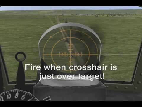 "IL-2 Sturmovik - Dart's ""How to Mount a Ground Attack"""