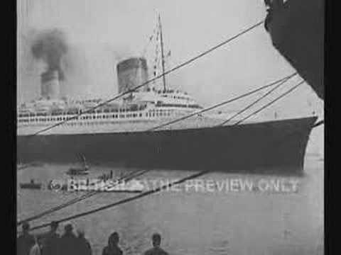 Normandie's Maiden Voyage