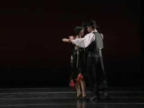 Dancing - Tango