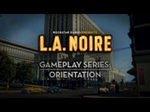 LA Noire - Gameplay Trailer
