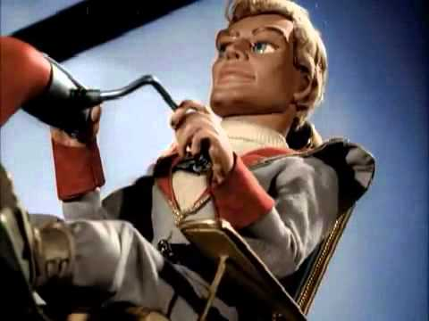 Gerry Anderson's Fireball XL5 (in colour)