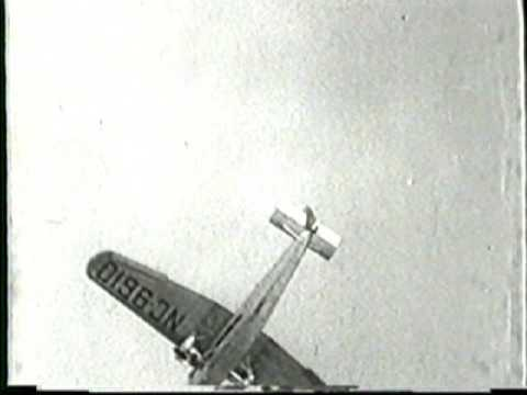Ford Tri-motor Aerobatics
