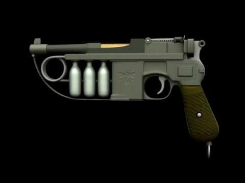 The Original Green Hornet's Gas Gun