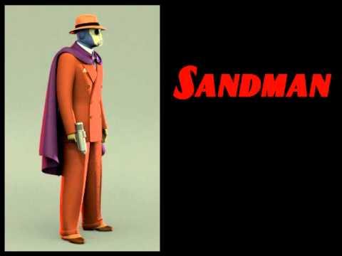 Sandman -  The Original