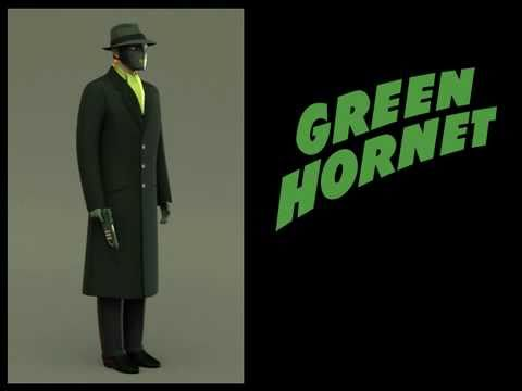 Green Hornet - The Original