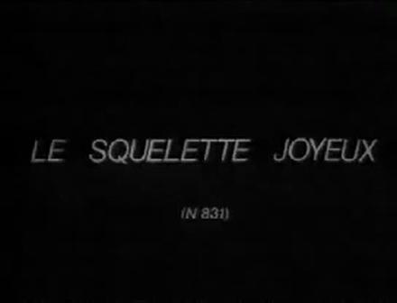 Le Squelette Joyeux (1902)