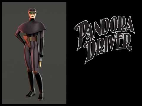 Pandora Driver - (color)