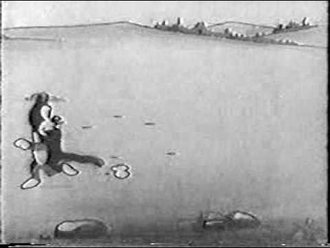 "Walt Disney's ""Alice's Spooky Adventure"" (1924)"