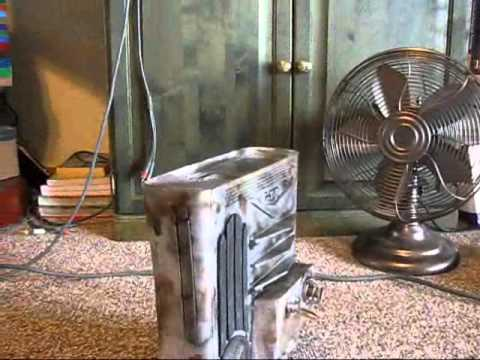 Dieselpunk Xbox 360 case mod