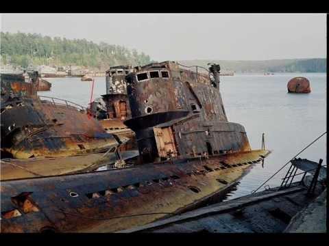 Submarine Graveyard 2