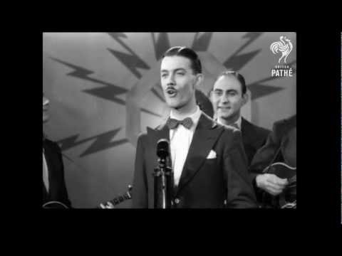 World's First Beatboxing Champion in 1938