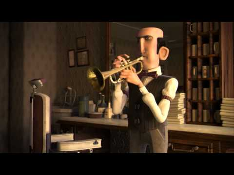 SWING OF CHANGE (HD) 1930's Barbershop Musical - 3d student Animated Film (ESMA)