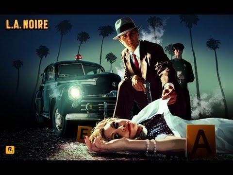 LA Noire Bloopers & Outtakes