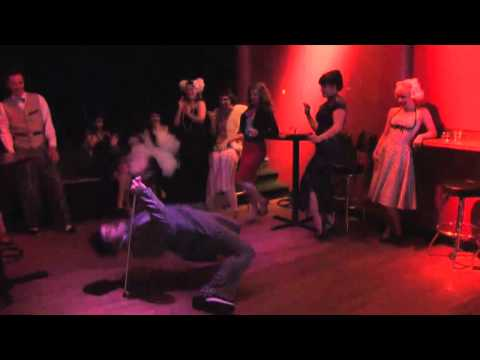 Smokey Joe's Holiday Swing Time Dance