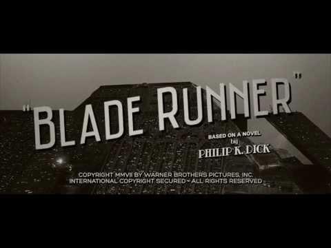Blade Runner - The noir-inspired trailer