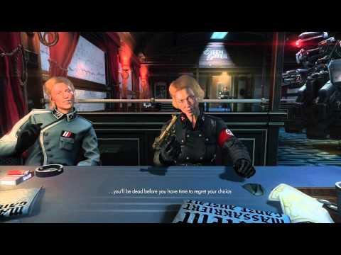 Wolfenstein: The New Order (On a Train to Berlin Trailer)
