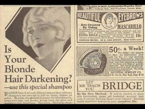What they read in 1928