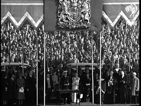 Empire Exhibition (1938), incl. King's Speech