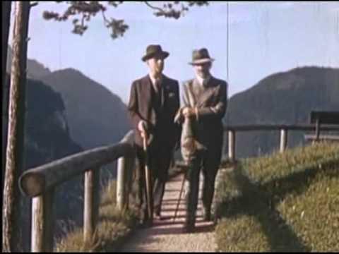 Adolf Hitler in Berghof