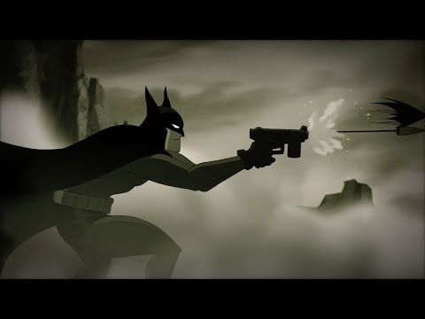 """Batman: Strange Days"" - Bruce Timm's Batman 75th Anniversary Short"