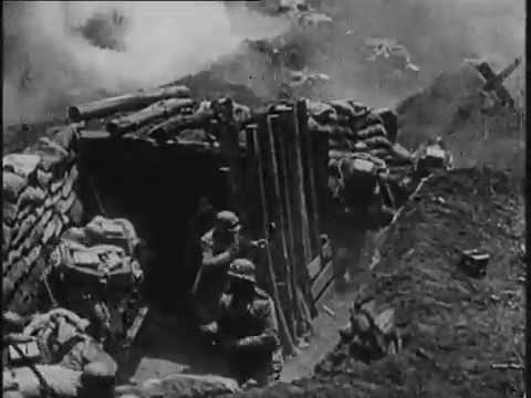 Britain Declares War on Germany (04 August 1914)