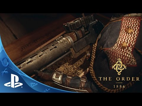 The Order: 1886 - Building Neo-Victorian Weapons