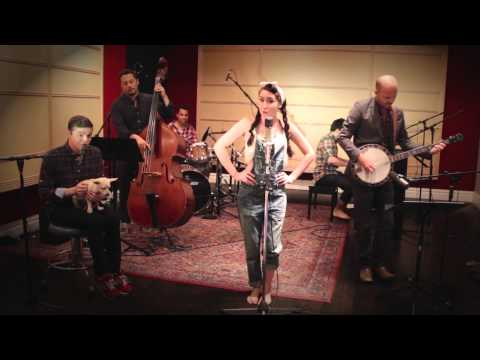 "Brilliant bluegrass cover of terrible ""Anaconda"" by Nicki Minaj"