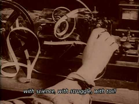 Captitalist Sharks: We'll Keep Our Eyes Peeled (Soviet Propaganda)