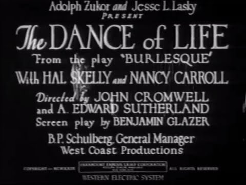The Dance of Life (1929)